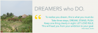 TRAJECTAFRICA - DREAMERS who DO. in action